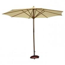 parasol écru
